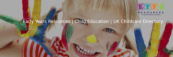EYFS Resources cover