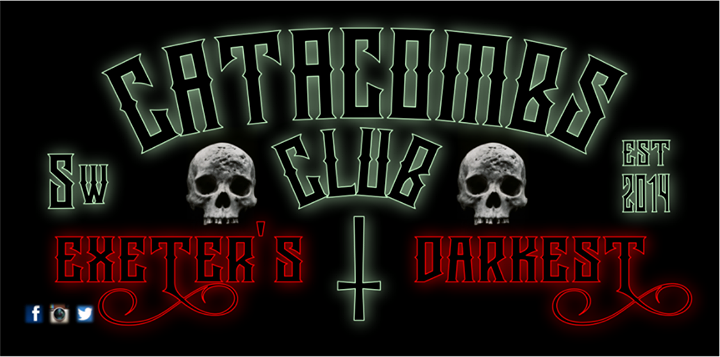 Catacombs Club Night cover
