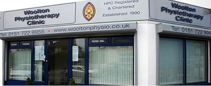 Woolton Physiotherapy cover