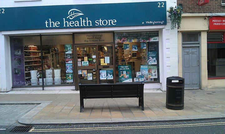 Wellingborough Health Foods cover