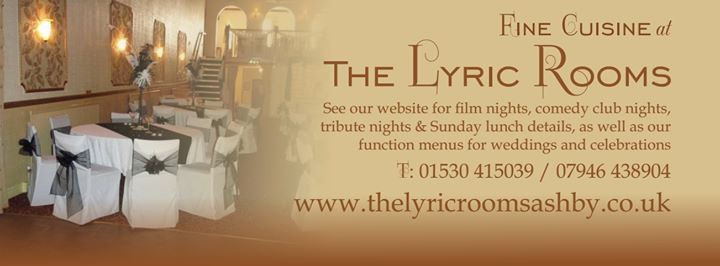 The Lyric Rooms cover