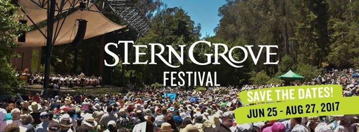 Stern Grove Festival cover