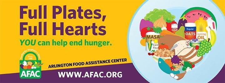 Arlington Food Assistance Center (AFAC) cover