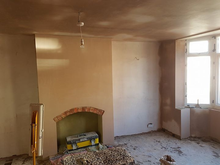 Holmes Plastering cover