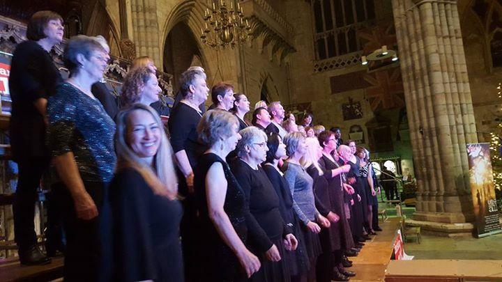 St Thomas Gospel Choir, Exeter cover