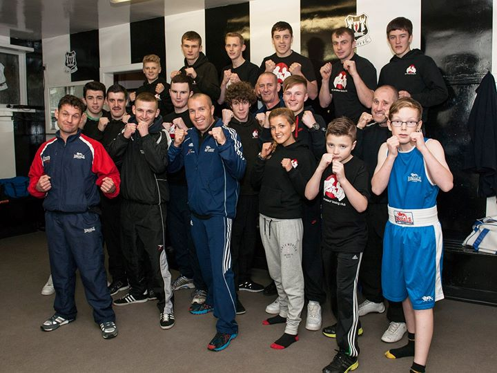 Wanneroo amateur boxing club champions