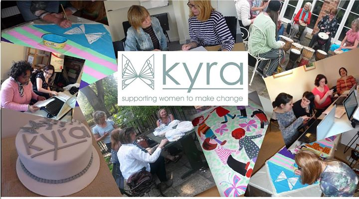 Kyra - women's project cover