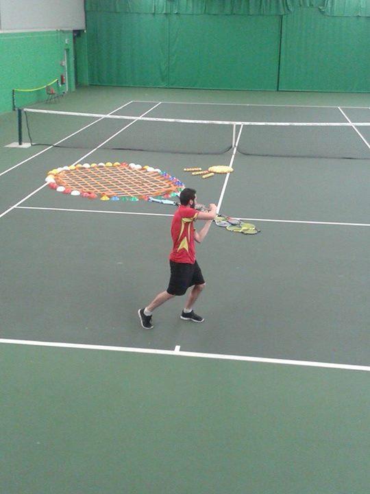Batley Sports & Tennis Centre cover