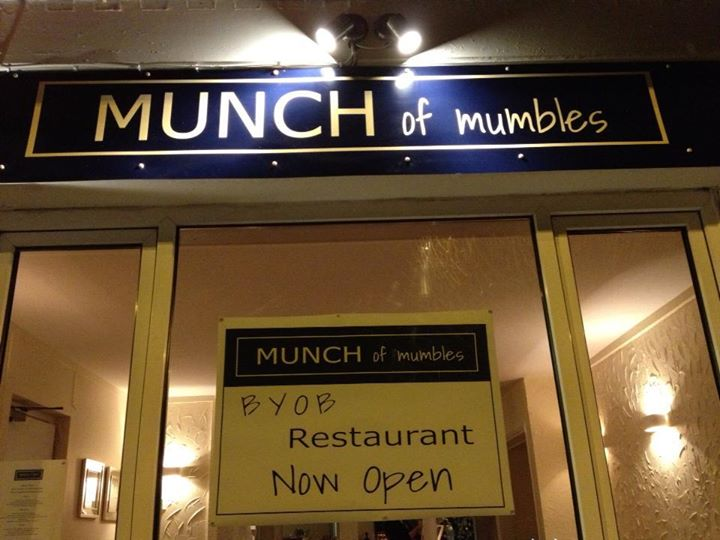 Munch of Mumbles cover