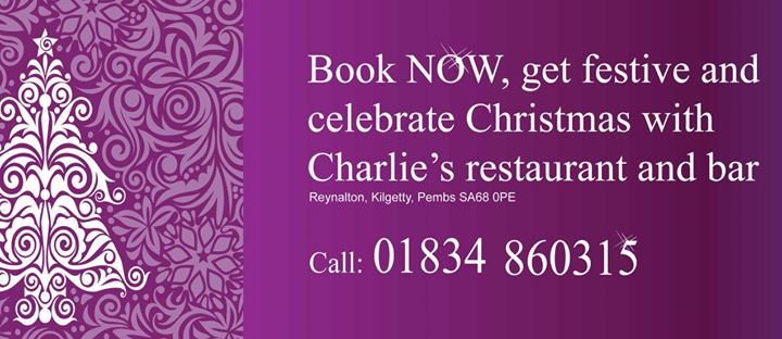 Charlies Restaurant & Bar cover