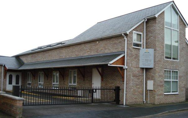 Cambridge Seventh-day Adventist Church, UK cover