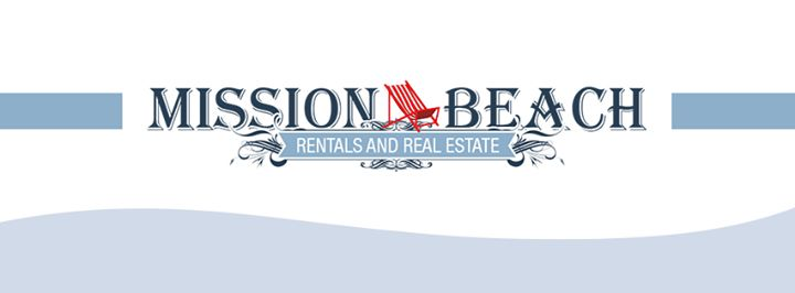 Mission Beach Rentals and Real Estate cover