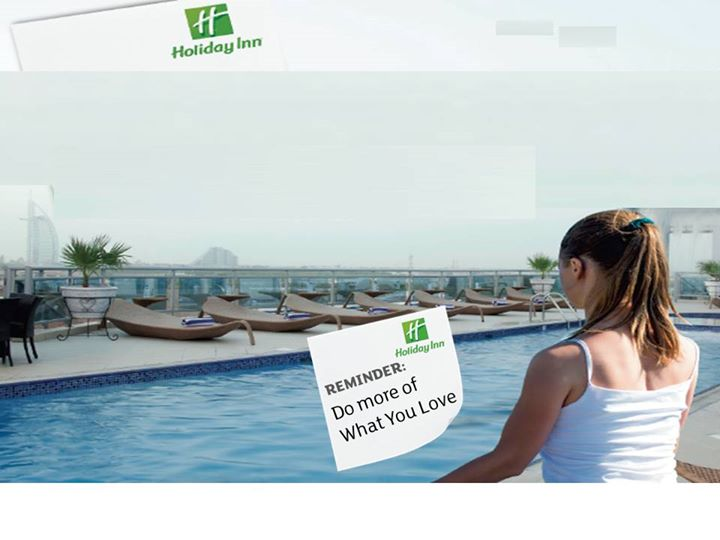 Holiday Inn Dubai - Al Barsha cover