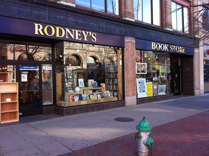 Rodney's Bookstore cover