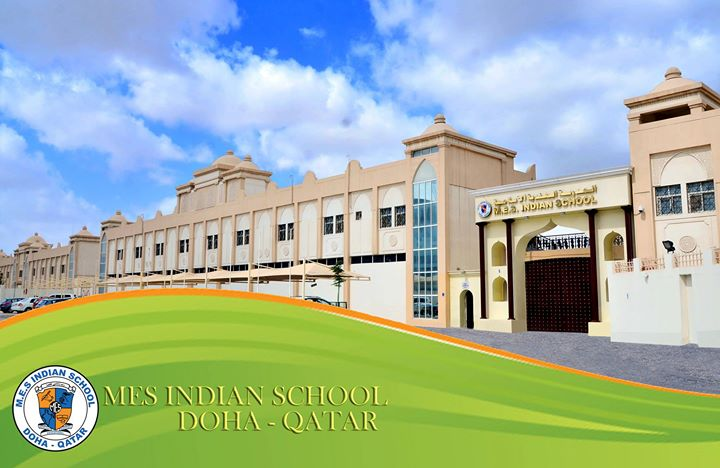 MES Indian School organised a special assembly recently on its football  field to show its support for Qatar. All MES students participated in the  assembly, ...