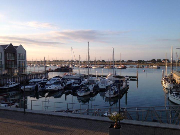 Waterside Marina, Brightlingsea cover