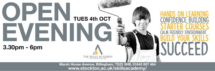 The Skills Academy cover