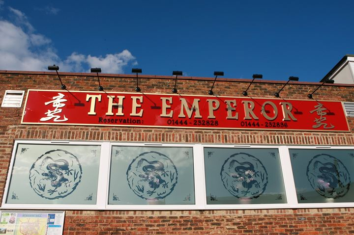 The Emperor Restaurant - Burgess Hill cover
