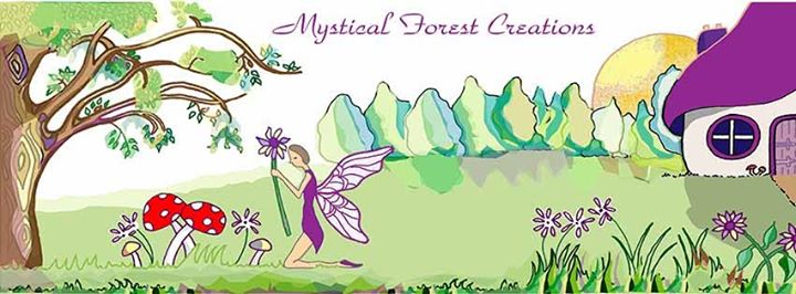 Mystical Forest UK cover