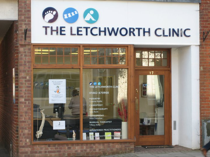 The Letchworth Clinic cover