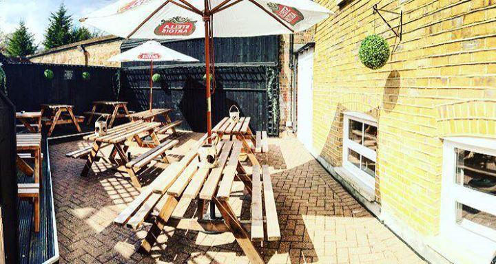 Seasons Bar, Woodford Green cover