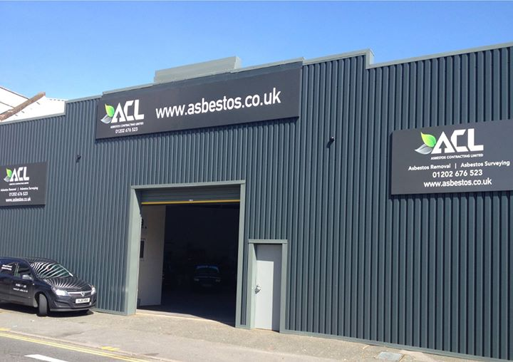 Asbestos Contracting Limited cover