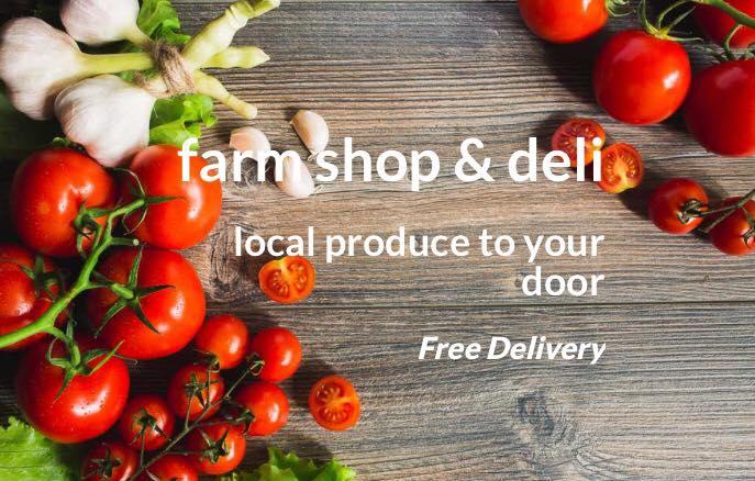 Delish Farm Shop & Deli cover