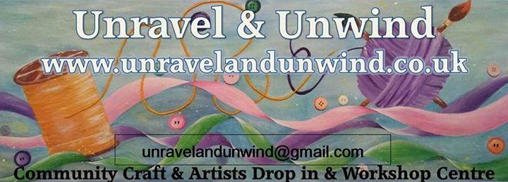 Unravel & Unwind C.I.C cover