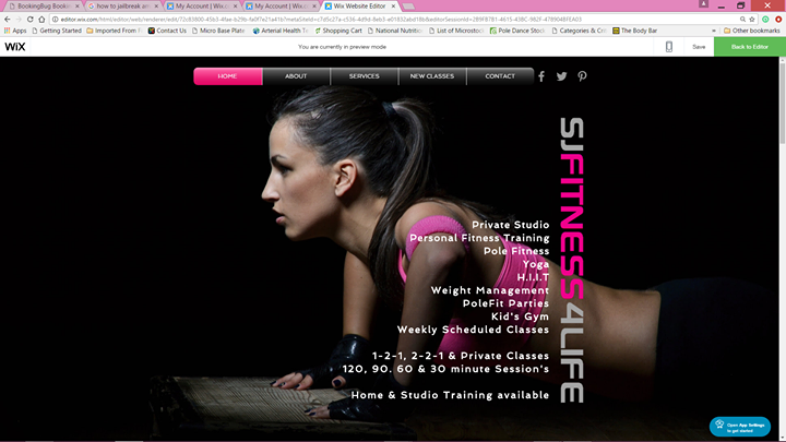 SJFitness4Life Limited cover