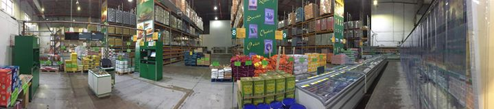 Adams Cash and Carry cover