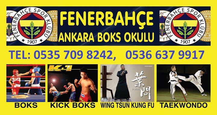 Fenerbahçe Ankara BOKS Okulu cover