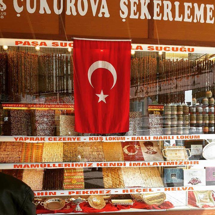 ÇUKUROVA ŞEKERLEME cover