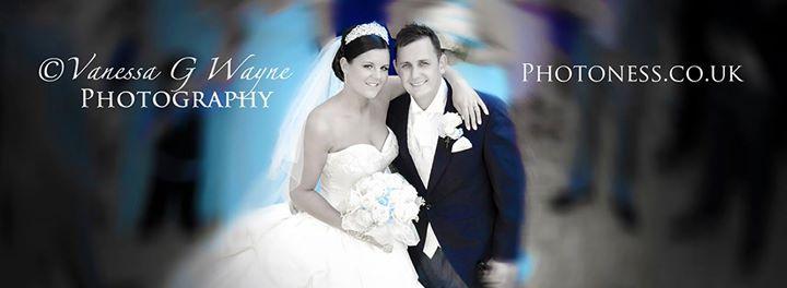 Wedding Photography by Vanessa Wayne-Edwards cover