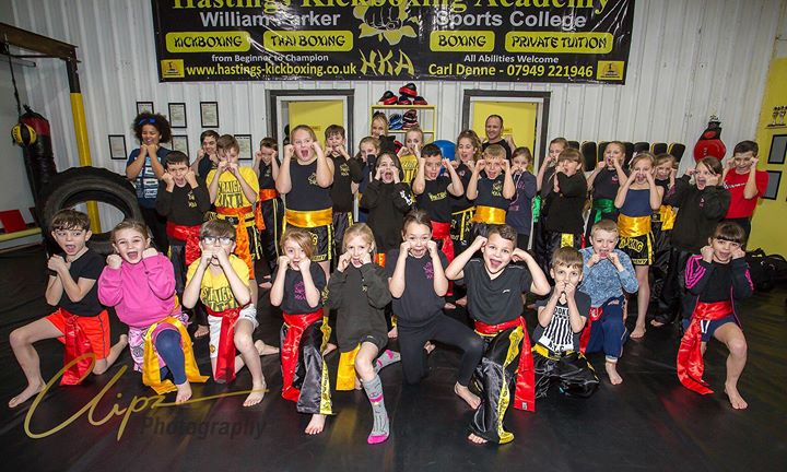 Hastings Kickboxing Academy - HKA cover