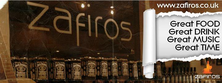 Zafiros Bar & Restaurant cover