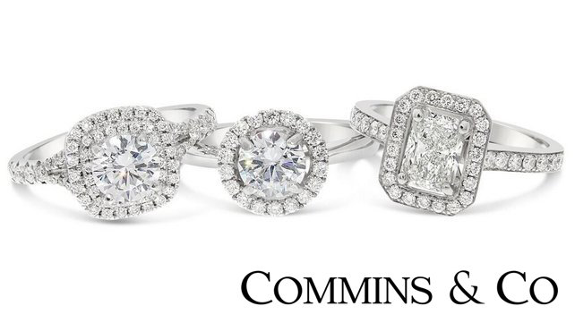 Commins & Co Jewellers cover