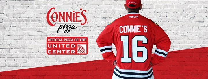 Connie's Pizza cover