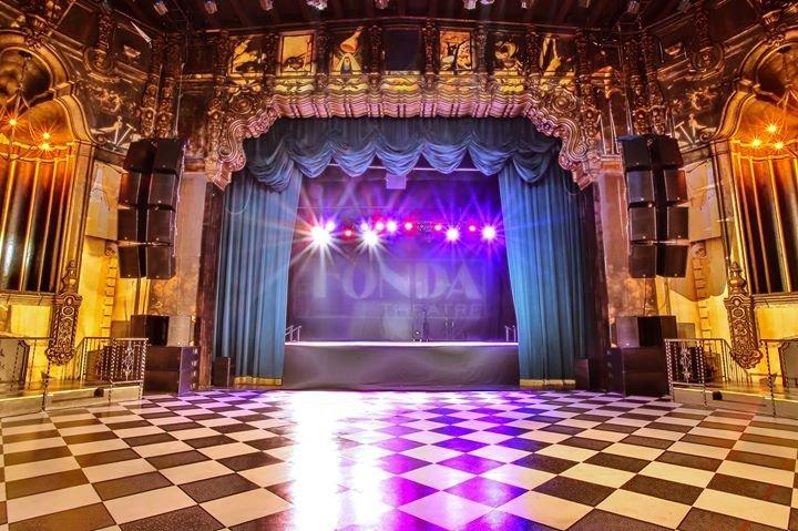 Fonda Theatre cover