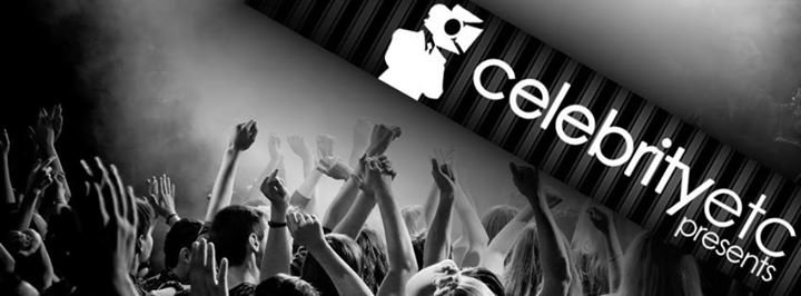 Celebrity Etc presents cover
