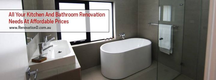 Renovation D Bathroom & Kitchen cover