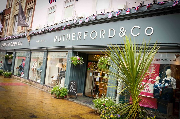 Rutherfords of Morpeth cover