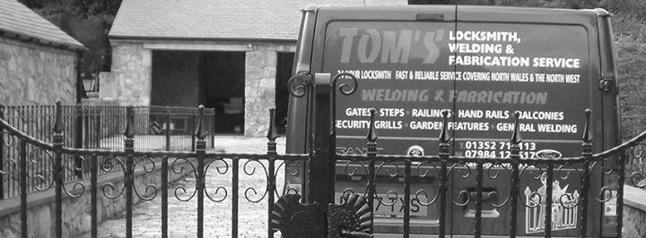 Tom's Locksmith & Welding cover