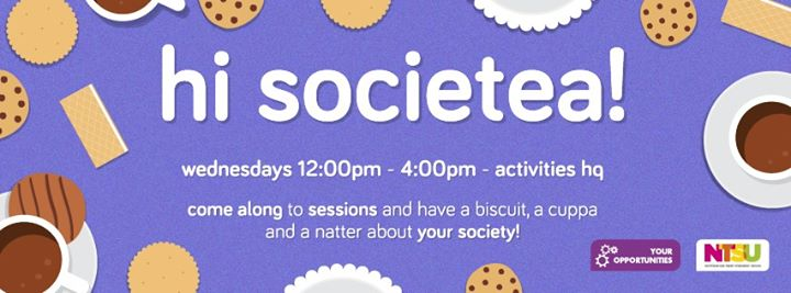 Nottingham Trent Students Union - Societies cover