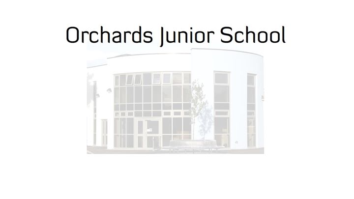 Orchards Junior School cover