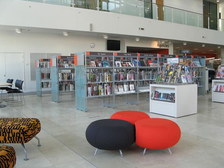 The City Library cover