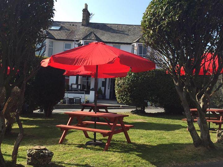 Castle Inn Criccieth cover