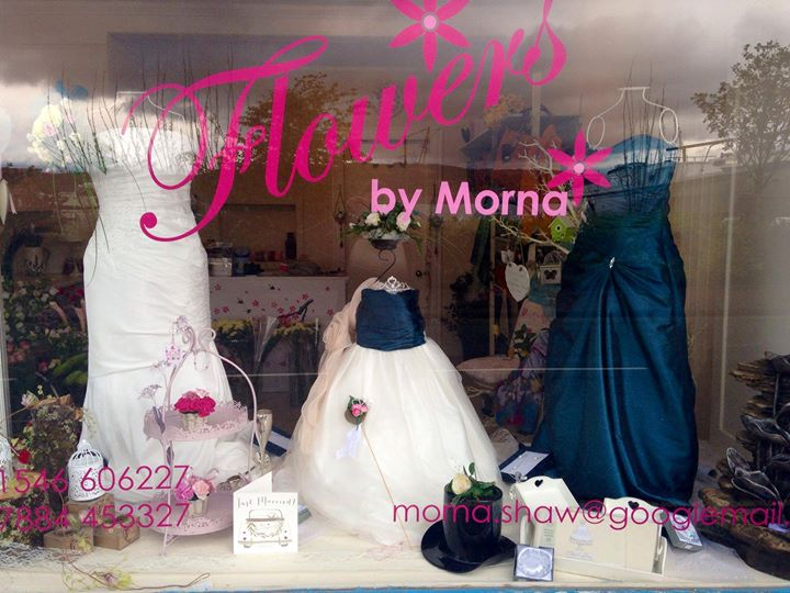Flowers By Morna cover