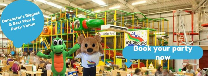Astrabound Play Centre cover