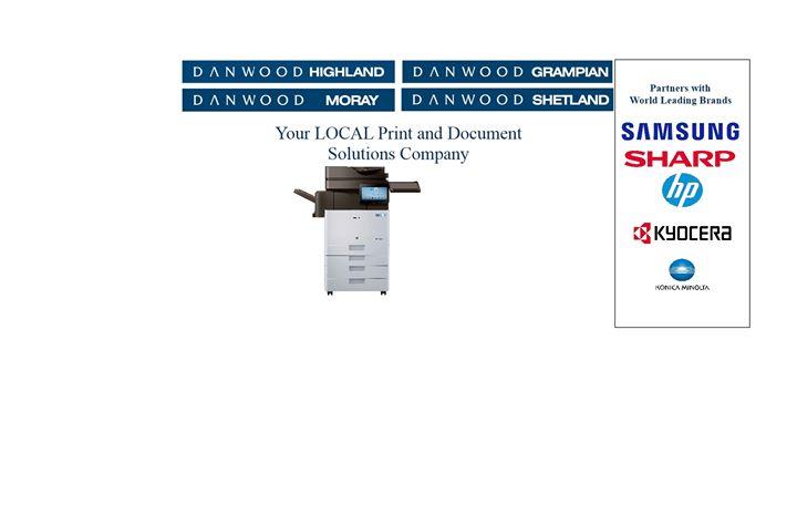 Danwood Logical Print Solutions cover