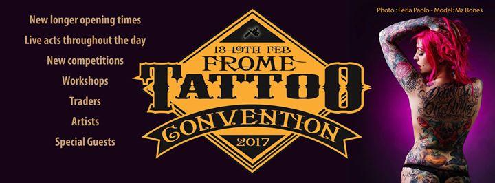 Team Tattoo Blast UK cover